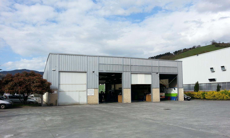 Estación ITV Bergara (Guipúzcoa/Gipuzkoa · País Vasco/Euskadi)